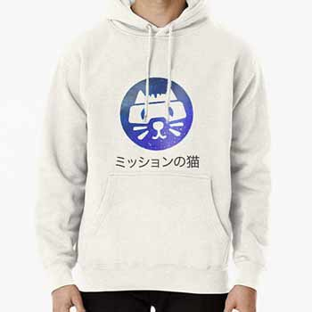 Cats on a mission Hoodie - Space cats