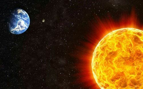 Top-10 facts about the Sun for kids